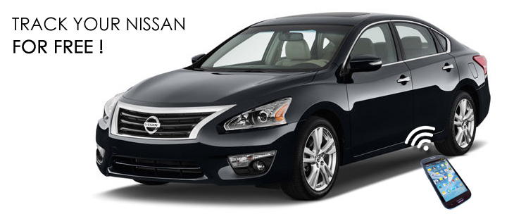 nissan cars gps free tracking and geo location on lineNissan Altima Track #11