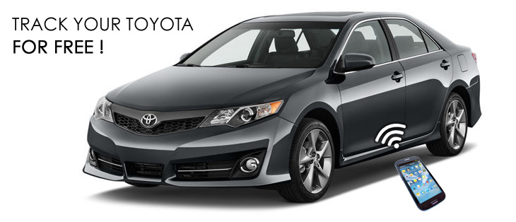 Toyota Cars Free Gps Tracking And Fleet Management Installers In Melbourne Australia