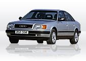 Audi 100 C4 gps tracking