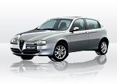 Alfa Romeo 147  gps tracking