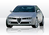 Alfa Romeo 159  gps tracking