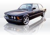 BMW 3 SERIES E21 gps tracking