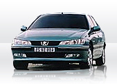 Peugeot 406  gps tracking