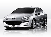 Peugeot 407  gps tracking