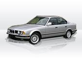 BMW 5 SERIES E34 gps tracking