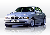 BMW 5 SERIES E39 gps tracking