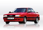 Audi 80 B3 gps tracking