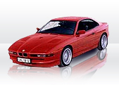 BMW 8 SERIES E31 gps tracking