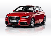 Audi A1  gps tracking