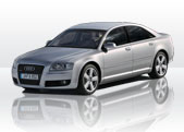 Audi A8 D3 gps tracking
