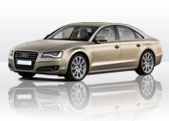 Audi A8 D4 gps tracking