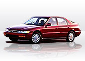 Honda Accord Mk5 gps tracking