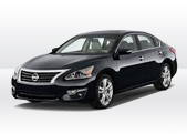 Nissan Altima  gps tracking