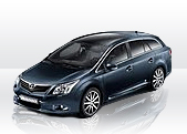 Toyota Avensis Mk3 T27 gps tracking