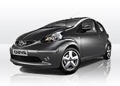 Toyota AYGO  gps tracking
