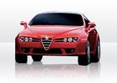 Alfa Romeo Brera  gps tracking