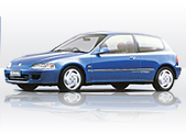 Honda Civic Mk5 gps tracking