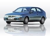 Toyota Corolla E10 gps tracking