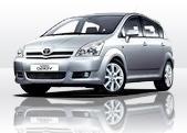 Toyota Corolla Verso gps tracking