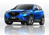 Mazda CX-5  gps tracking