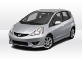 Honda Fit  gps tracking