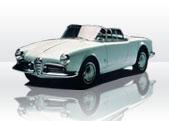 Alfa Romeo Giulietta Classic gps tracking