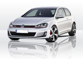 Volkswagen Golf Mk7 gps tracking