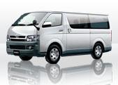 Toyota Hiace Mk5 H200 gps tracking