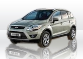 Ford KUGA  gps tracking