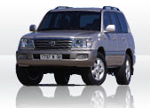 Toyota Land Cruiser 100 gps tracking