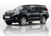 Toyota Land Cruiser 150 gps tracking