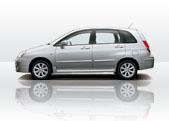 Suzuki Liana  gps tracking