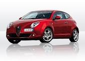 Alfa Romeo Mito  gps tracking