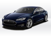 Tesla Model S  gps tracking
