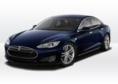 Tesla Model S  gps tracking