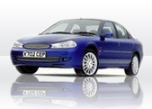 Ford Mondeo Mk2 gps tracking