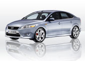 Ford Mondeo Mk4 gps tracking