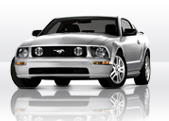 Ford Mustang  gps tracking