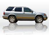 Nissan PATHFINDER Mk2 R50 gps tracking