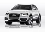 Audi Q3  gps tracking