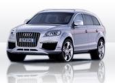 Audi Q7  gps tracking