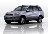 Toyota RAV-4 Mk2 gps tracking