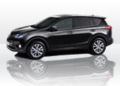 Toyota RAV-4 Mk4 gps tracking