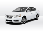 Nissan Sentra  gps tracking