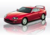 Toyota Supra Mk2 gps tracking