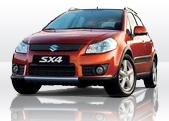 Suzuki SX4  gps tracking