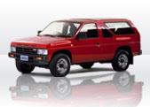 Nissan Terrano  gps tracking
