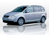 Volkswagen Touran  gps tracking