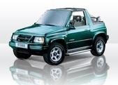 Suzuki VITARA Mk1 gps tracking