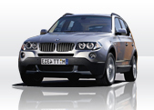 BMW X3 E83 gps tracking